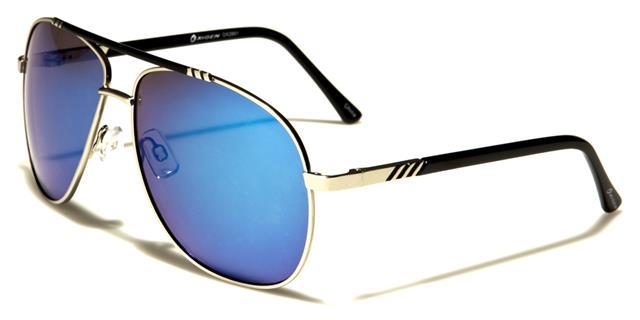 NEU OXIGEN Sonnenbrille Herren Damen UV400 schwarz gold silber Aviator r05Vc3fndq