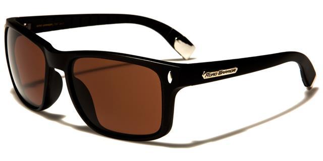 NEU schwarz Sonnenbrille Herren Damen Designer gewickelt HD Fahrer Glas Aviator qMqvPEg