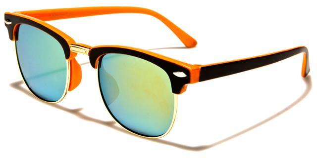 Neue Kinder Sonnenbrille Kinder Jungen Mädchen Designer Retro Vintage 100% UV400 D42knHngbs