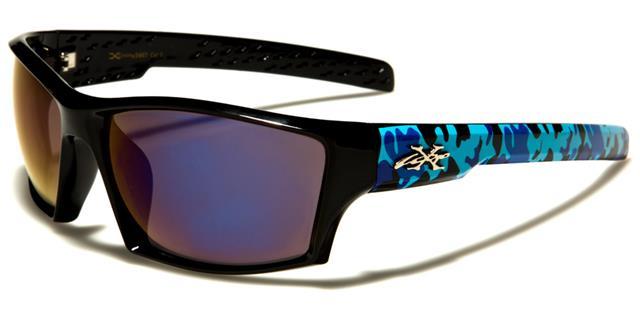 Gafas-de-Sol-Deportivas-Camuflaje-Camo-XLOOP-Envoltura-Grande-Golf-Correr-Golf-Ciclismo-UV400