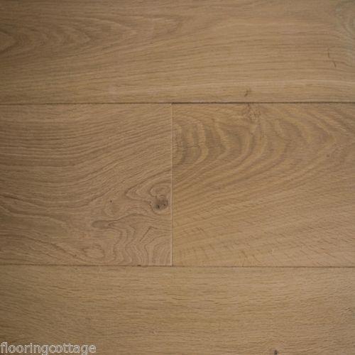 Engineered Oak Flooring 15 mm x 4 mm x148mm sans placage de bois 3PLY