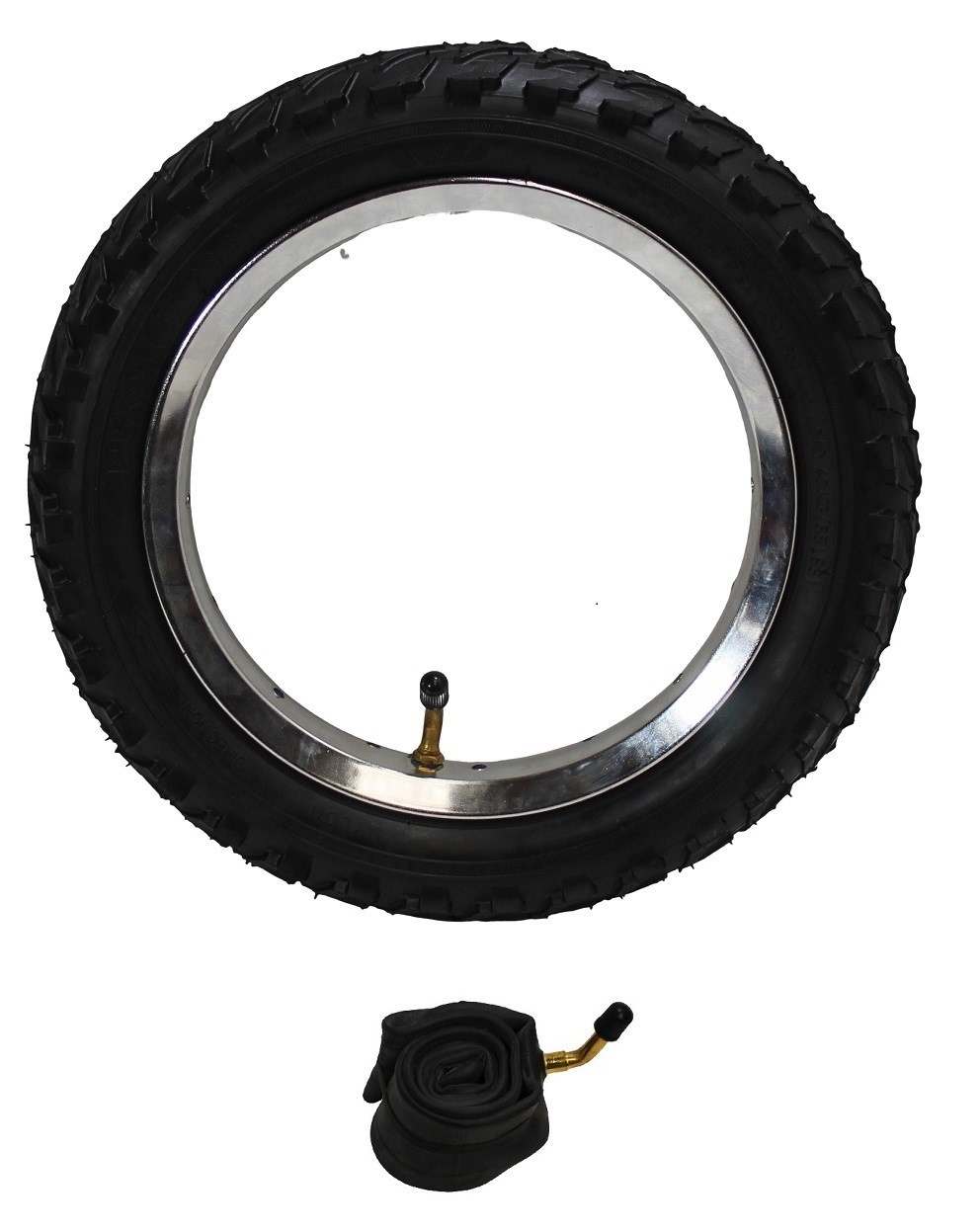 Out N About  Double Puncture Resistant Heavy Duty Tyre and Inner Tube Set