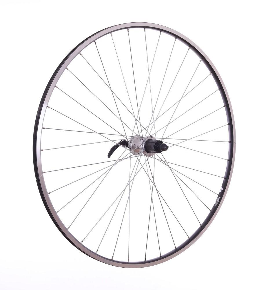 700c X 19mm Weinmann Front Race Wheel with QR hub