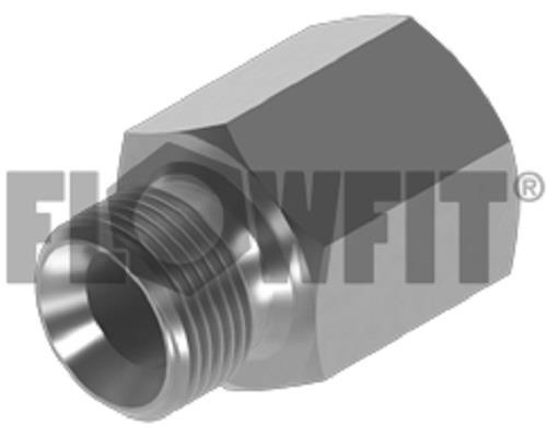 FlowFit hydraulique JIC Mâle x JIC fixe femelle étendu