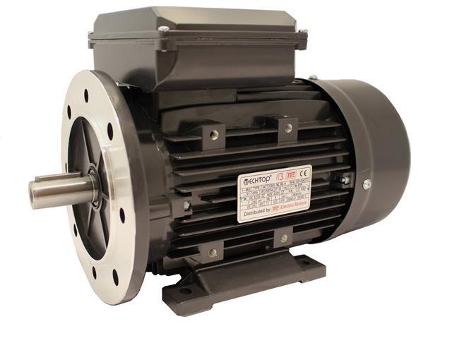 Tec Einphasig 230v//50Hz Elektrische Motor 0.25Kw Sich 3.70Kw