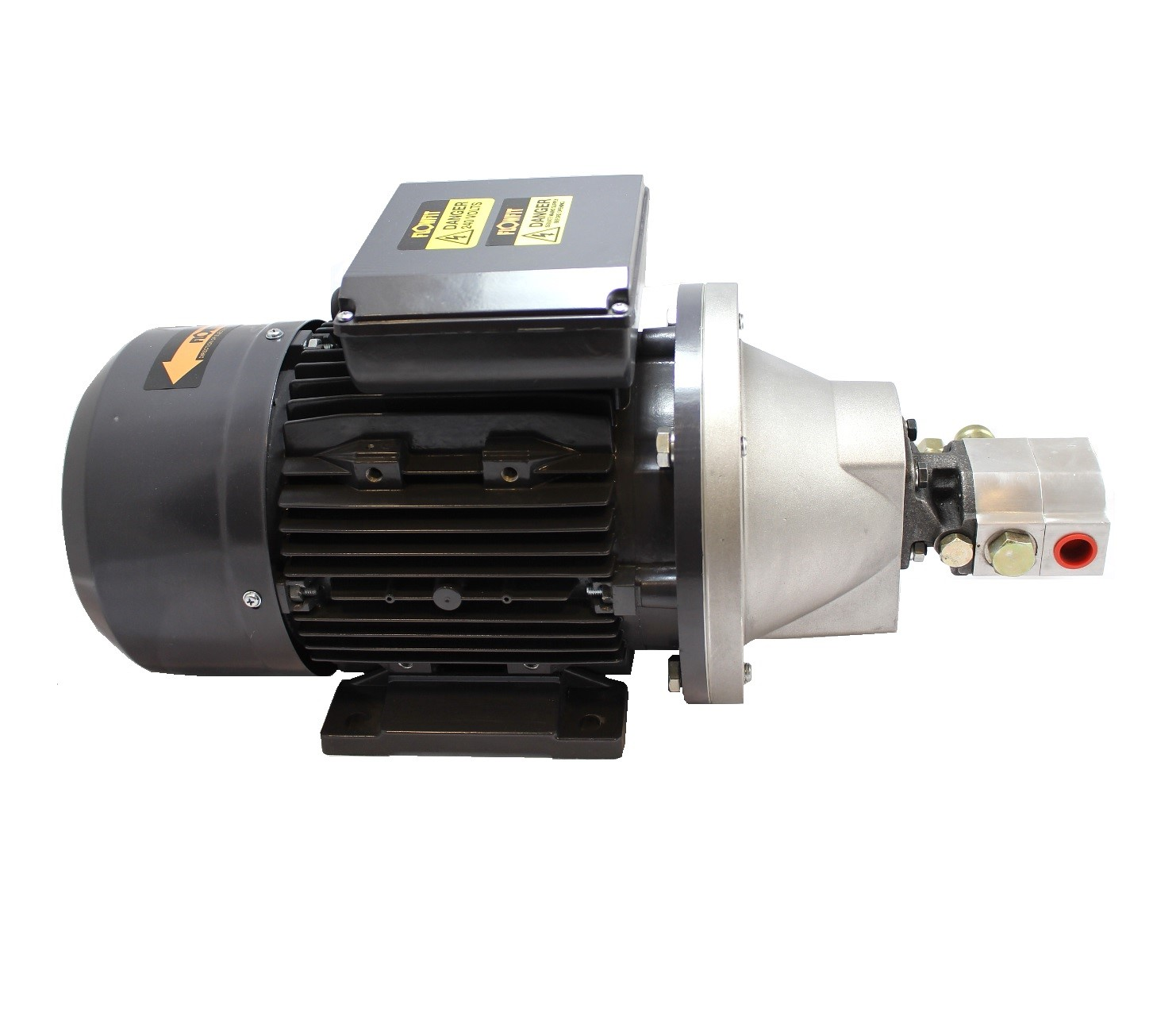 Hydraulic electric motor pump set 3 7kw 240v single phase for Hydraulic pumps and motors for sale