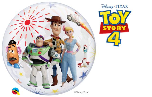 """Buzz 10 X Toy Story 4 Qualatex 5/"""" Faces Latex Balloons Birthday Party Woody"""