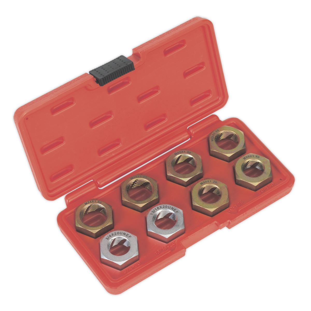 Sealey AK315 Universal External Thread Repairer//Chaser Red