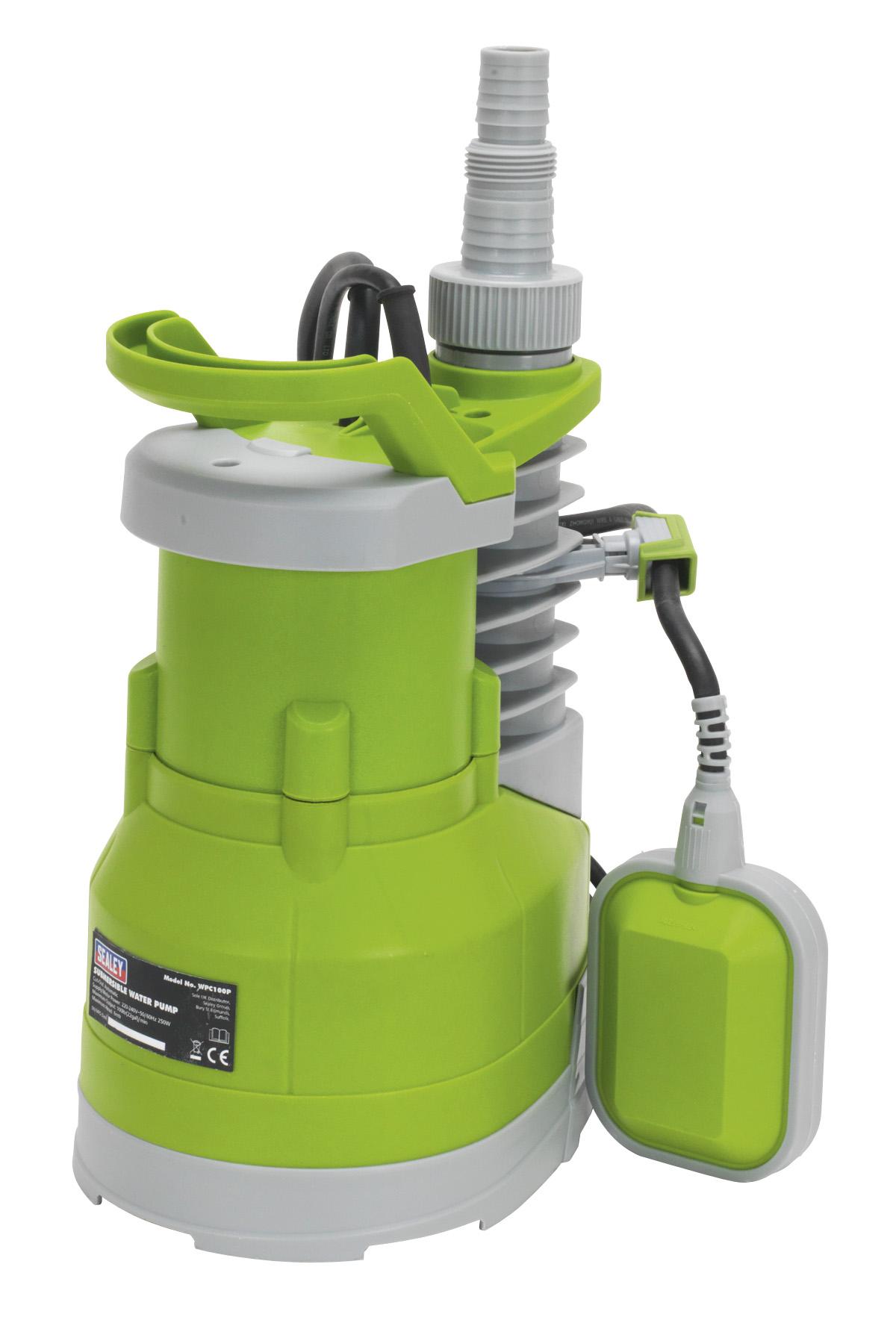Karcher Karsp3 Sp3 Submersible Dirty Water Pump 350 Watt 240 Volt Drainage Sp 3 Dirt Sealey Wpc100p Automatic 100ltr Min 230v