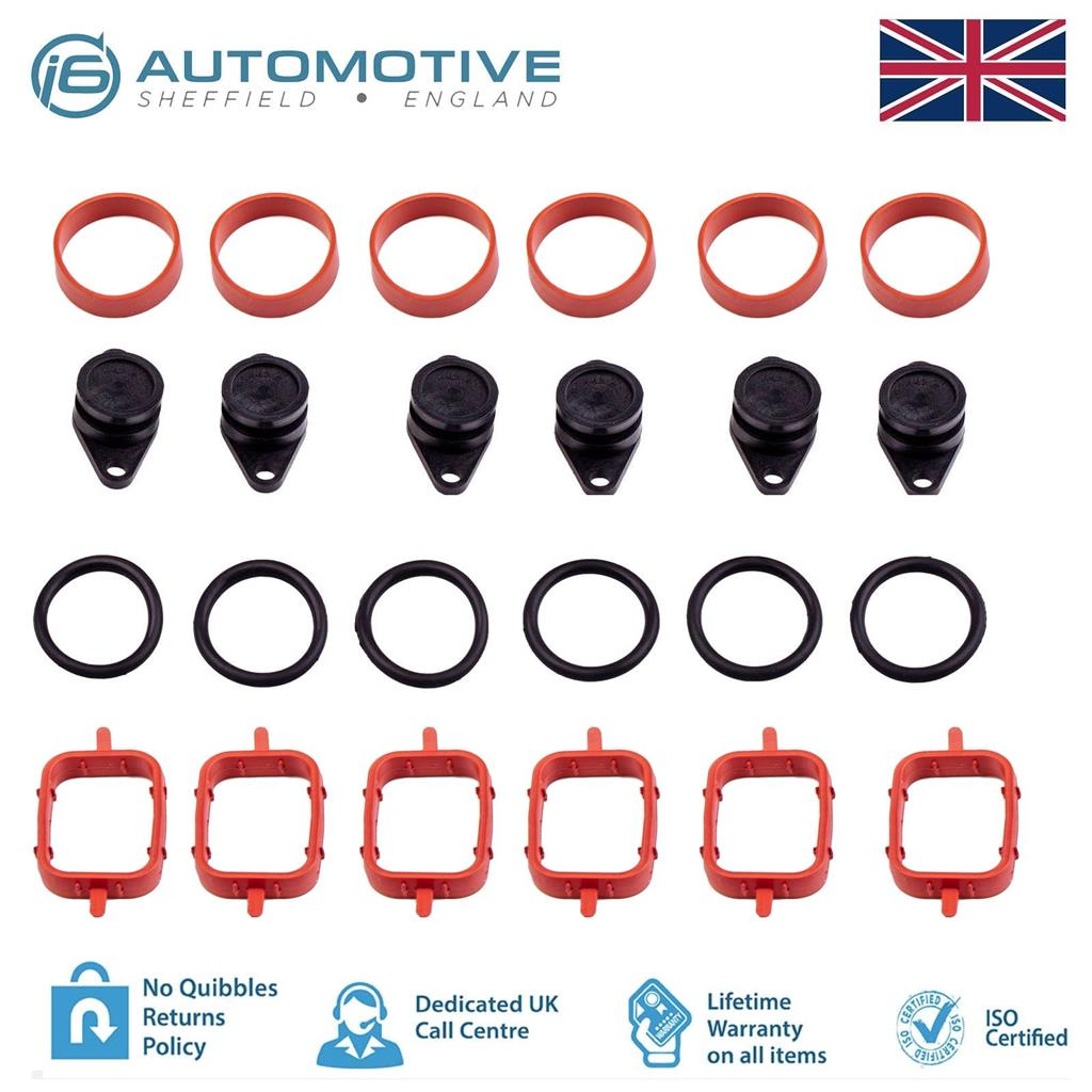 6X 22MM FOR BMW DIESEL SWIRL FLAPS REMOVAL FIX REPLACEMENT BLANK BLANKING BUNGS