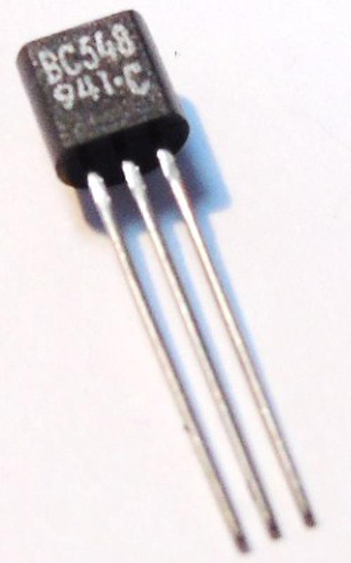 3-Pin TO-92 30 V 100 mA 20 X sur Semi BC559CTA PNP Transistor