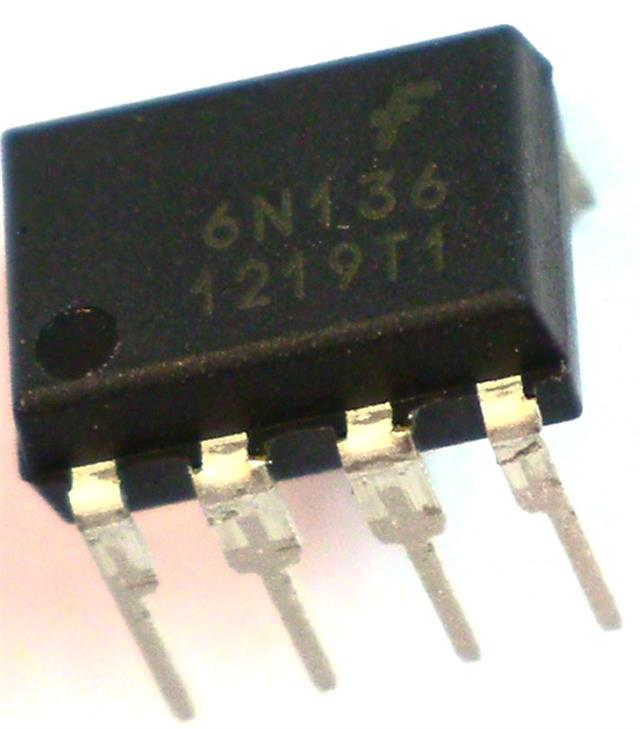 1 piece Transistor Output Optocouplers Hi-Speed Switch 1-Ch