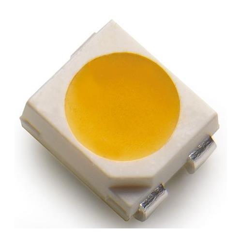 Avago 50x ASMT-QYBC-NHJ0E 0.5W Warm White Power LED Indicator