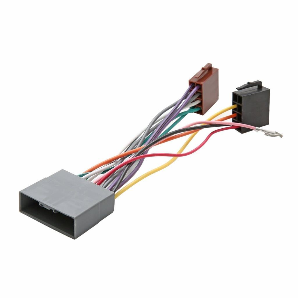 Adaptador estéreo de coche mazo de ISO para Mitsubishi Lancer 08 /> Telar de cableado de Radio