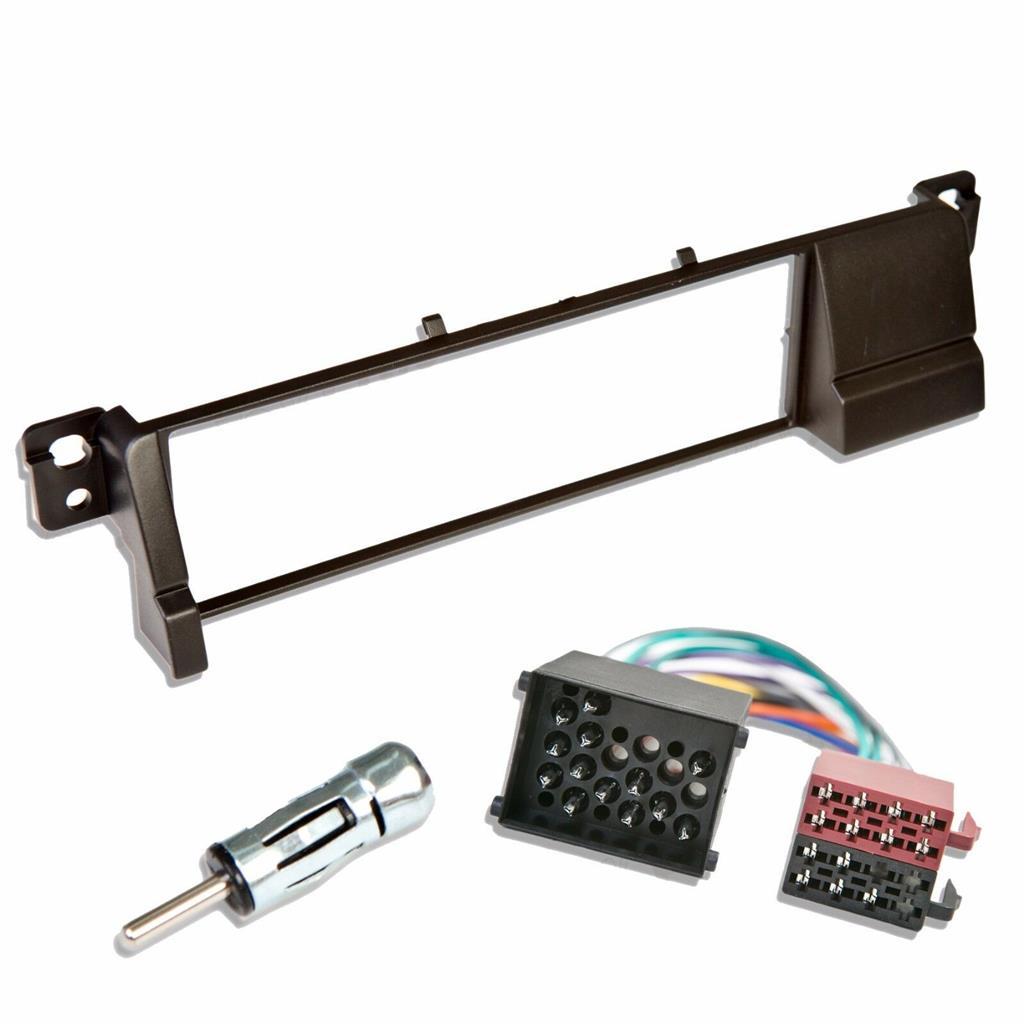Citroen Single DIN CD Radio Stereo Facia Fascia Adaptor Plate Panel Fitting Kit