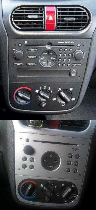 Vauxhall Vivaro Radio Wiring