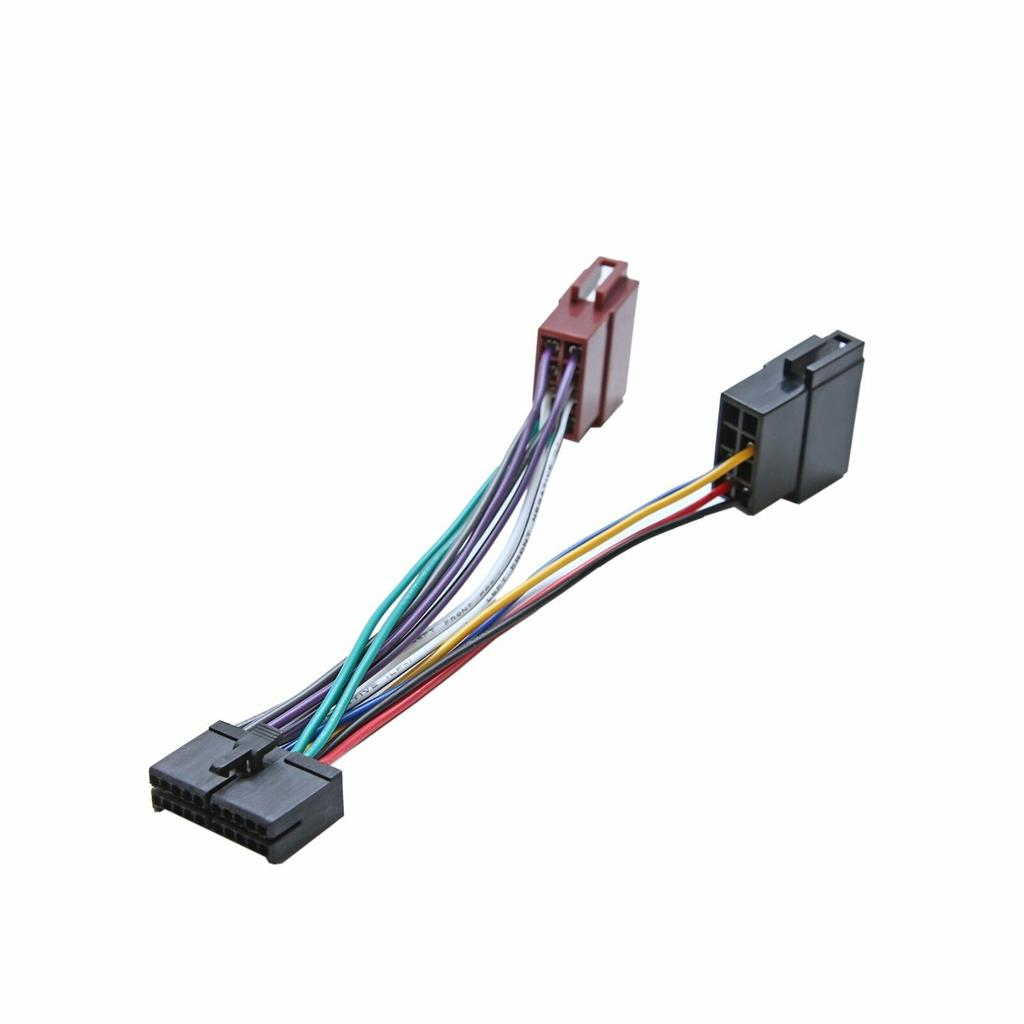 [DIAGRAM_1JK]  Sendai 12 Pin ISO Wiring Harness Adaptor Connector Lead Cable Wire Plug  Loom | eBay | 12 Pin Wiring Harness Connectors Plug |  | eBay