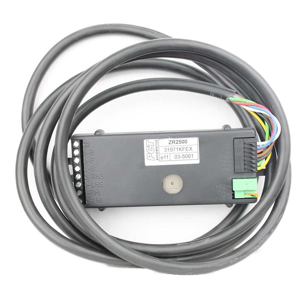 Mitsubishi Towbar Smart 7 Way Bypass Relay Kit For Cambus /& Multiplex Wiring