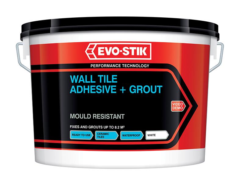 Evo Stik Evo416529 Mould Resistant Wall Tile Adhesive