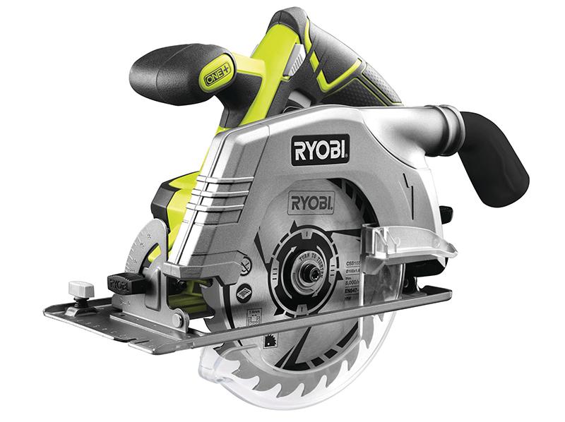 Ryobi R18CS-0 One scie circulaire 18 V Unité Nue