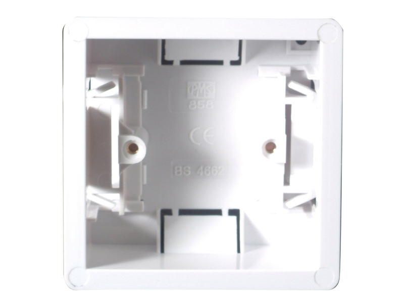 SMJ électrique 13 A 30 mA Rcd Adaptateur Blanc