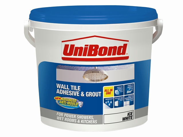 Unibond Uni1460724 Tile On Walls Anti Mould Readymix