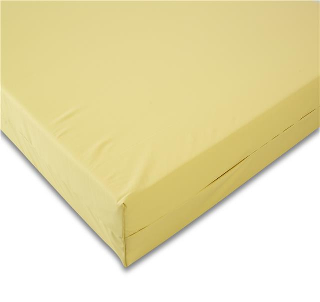 Vinyl Waterproof Mattress Cover Single Bed