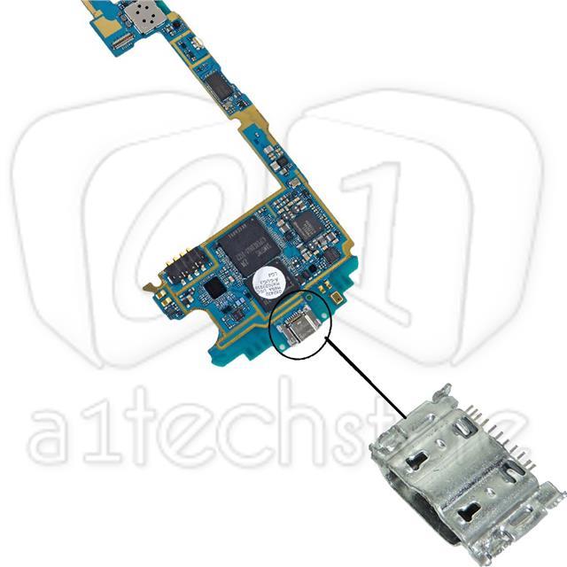 Genuine Samsung Galaxy S3 I9300 Usb Charging Port Dock