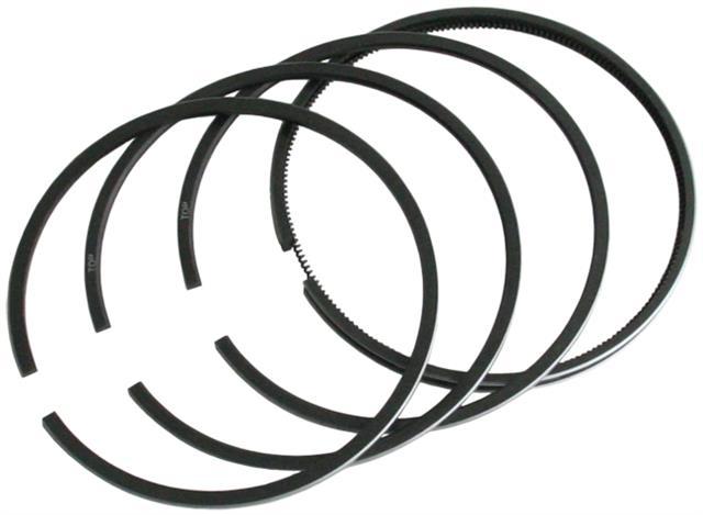 Perkins V8 510 Av8 510 Piston Ring Set With Chrome Compression Rings