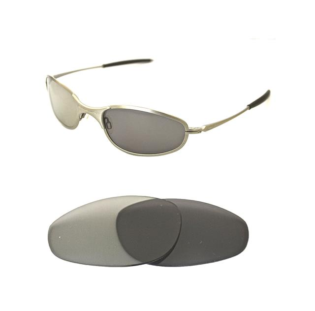 8396a4c9380 NEW POLARIZED CUSTOM PHOTOCHROMIC LENS FOR OAKLEY A-WIRE THICK SUNGLASSES