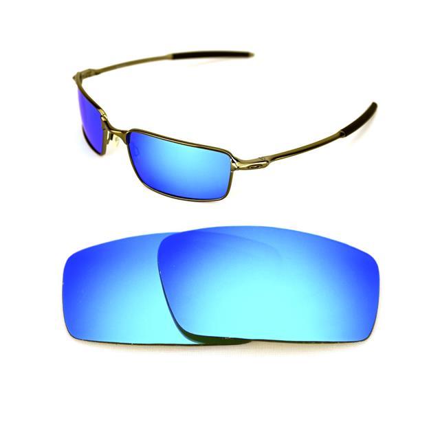 oakley square wire blue