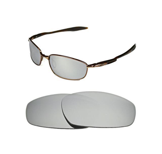 Polarisées Neuves Blender Verre Oakley Pour De Bronze Rechange cJlKF1