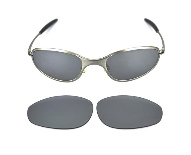 New Polarized Custom Titanium Lens For Oakley A Wire Thick