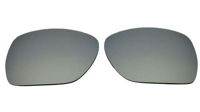 d44a7e2652 ... best price new polarized replacement silver ice lens for oakley  deviation sunglasses 57b23 2033d