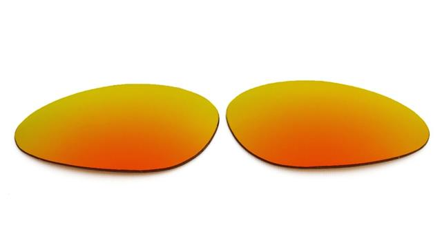 9713bb371f NEW POLARIZED CUSTOM FIRE RED LENS FOR OAKLEY PENNY SUNGLASSES ...