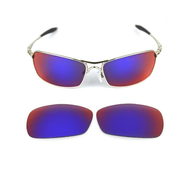 custom oakley goggles 2cdh  NEW POLARIZED CUSTOM LIGHT +RED LENS FOR OAKLEY CROSSHAIR 20 SUNGLASSES