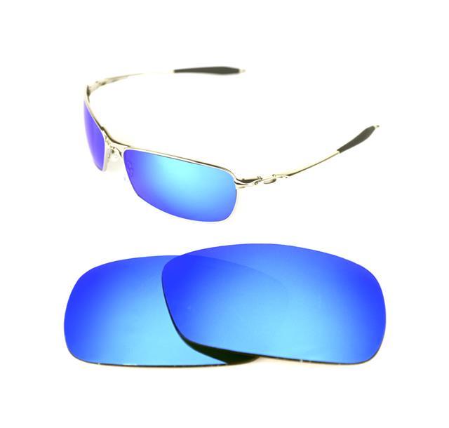 d5af503e931e5 NEW POLARIZED CUSTOM ICE BLUE LENS FOR OAKLEY CROSSHAIR 2.0 SUNGLASSES