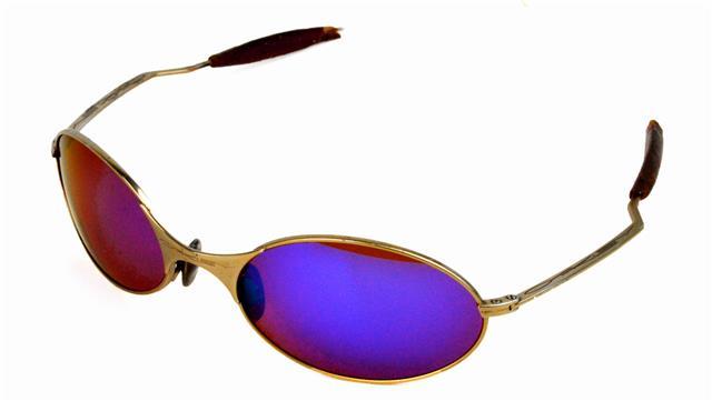 NUEVAS polarizado REPPLE azul recambio lente OAKLEY para E alambre 1.0  gafas de sol 518f668bf7