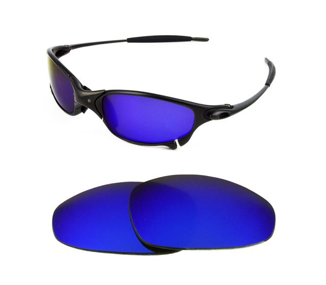 oakley juliet blue