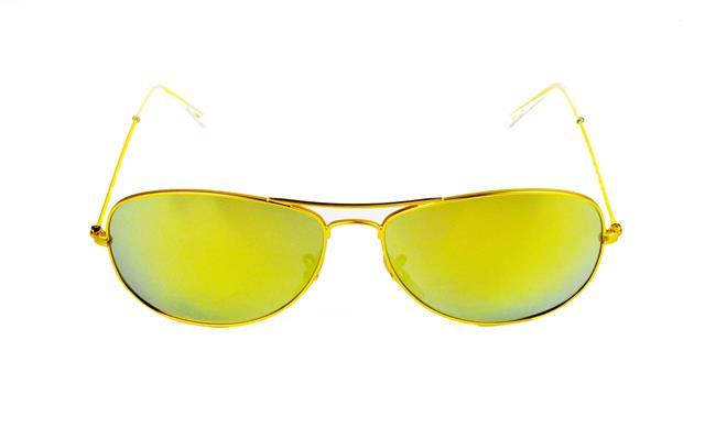 86231aadb500f0 NOUVELLE coutume polarisé 24k or lentille pour RAY BAN RB3362 COCKPIT 59mm  lunettes de soleil