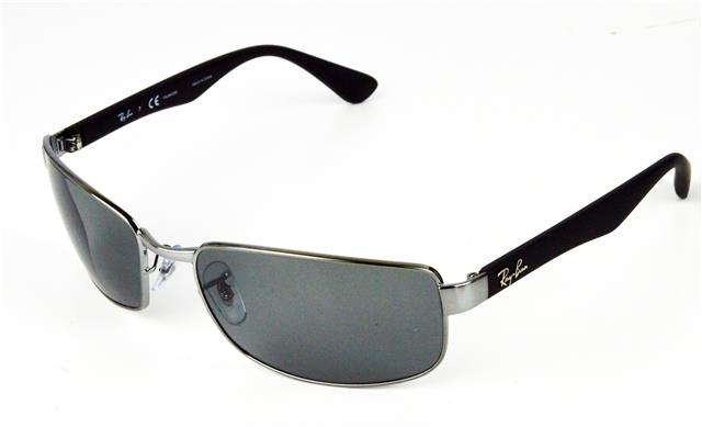 35c48517ec POLARIZED GREY ANTI REFLECTIVE REPLACEMENT LENS FIT RAY BAN 3478 60mm  SUNGLASSES