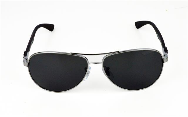 6e5f0ae49967d NEW POLARIZED BLACK REPLACEMENT LENS FIT RAY BAN RB3519 59MM SUNGLASSES