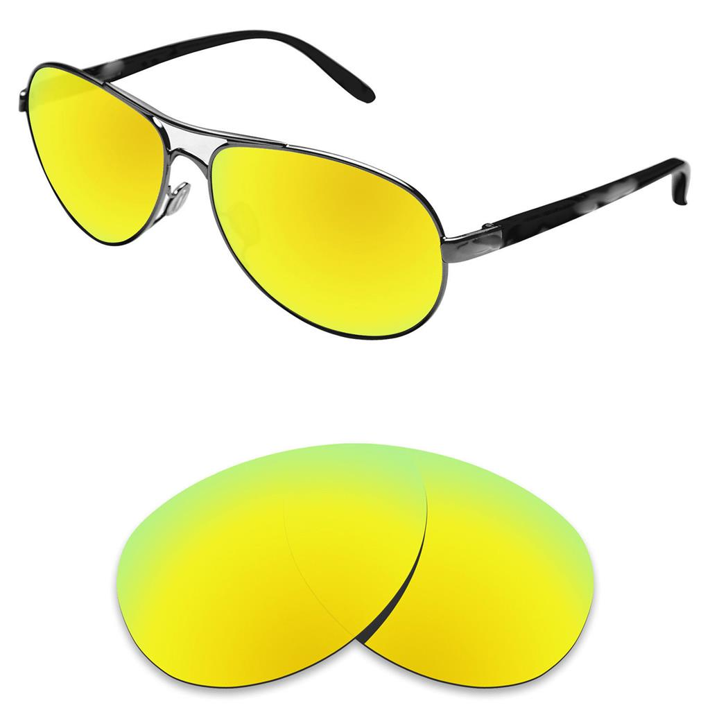 62481bb943 NEW POLARIZED REPLACEMENT 24K GOLD LENS FIT RAY BAN RB3528 58MM SUNGLASSES
