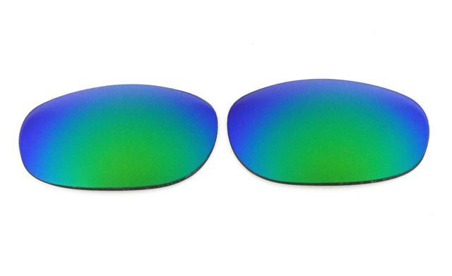 1595e57a05c01 NUOVO polarizzato sostituzione verde lente per occhiali RAY BAN 4265 62mm