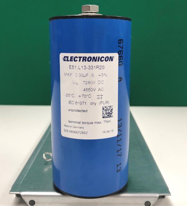 25uF 25mfd Motor Run Capacitor ELECTRONICON Part E33.E19-502525