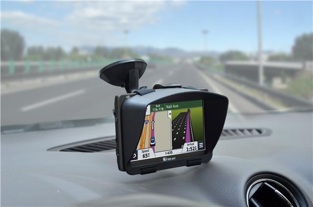 Details about Sun Shade Visor For Garmin Zumo 590LM 660LM 350 340 390 LM  Motorbike Sat Nav GPS