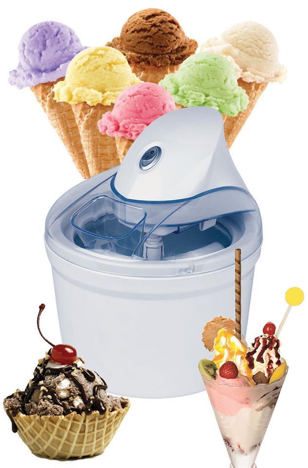 Vivo Gourmet Ice Cream Gelato Frozen Yoghurt Sorbet Maker