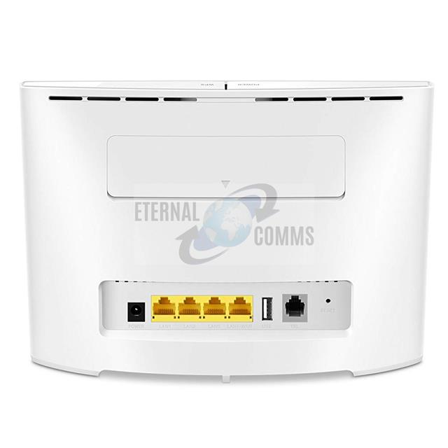 Details about UNLOCKED HUAWEI B525s-23a CAT6 300Mbps 4G/LTE WIFI ROUTER  VOIP LAN + BRIDGE MODE