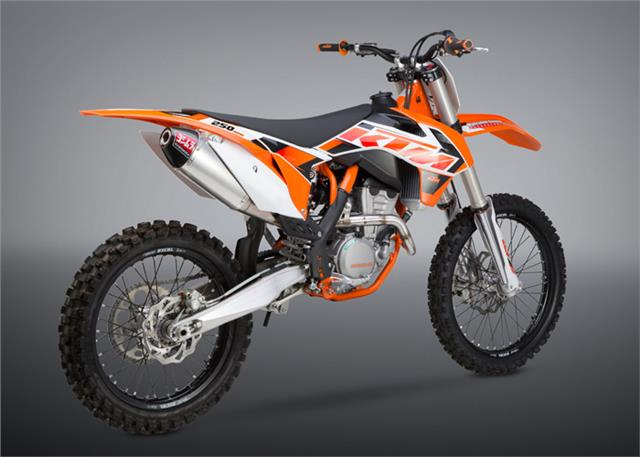 Yoshimura Rs4 Alloy Full Exhaust System Ktm 250 Sxf 2013