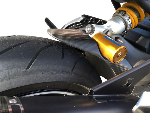Ilmberger GLOSS Carbon Fibre Rear Hugger Mudguard Ducati XDiavel S 2016
